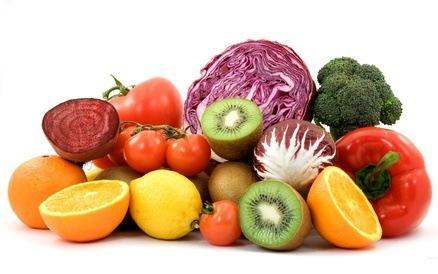 Como comer fruta