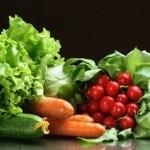 Comida Vegetariana, Orgánica y Sin Cocción