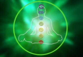 La energía del Chakra