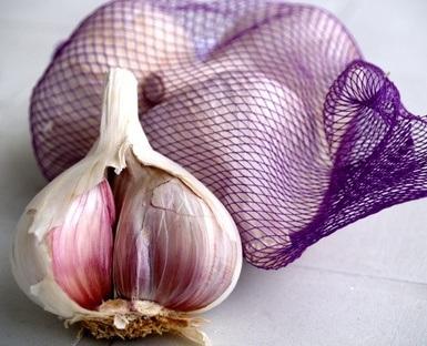 El ajo como medicina