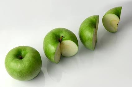 Vamos a comer Manzanas, por nuestro bien