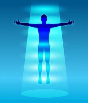 Energía vital del cuerpo humano